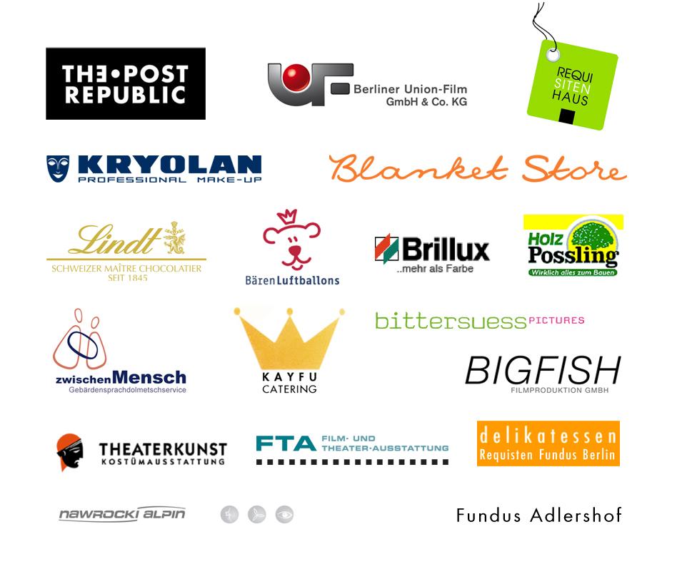 Unsere Unterstützer & Sponsoren